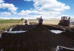 Erosionssikring og ukrudtskontrol med Nykilde Geosystems