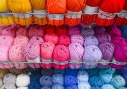 Garn til lækkert strikketøj